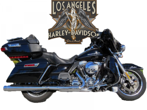 Pre-Owned 2016 Harley-Davidson Touring Ultra Limited FLHTK