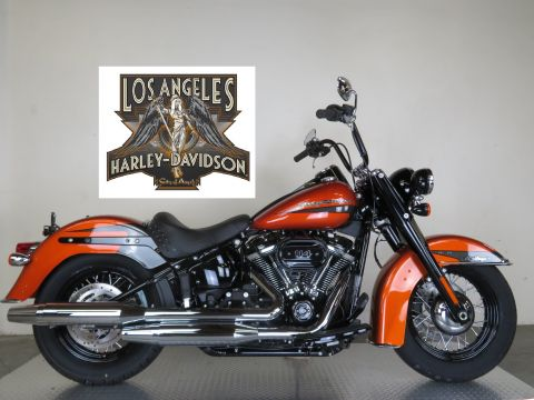 New 2020 Harley-Davidson Softail Heritage Classic 114 FLHCS