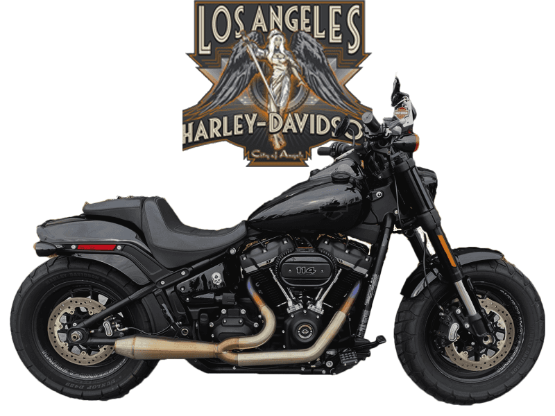 Pre-Owned 2018 Harley-Davidson Softail Fat Bob 114 FXFBS